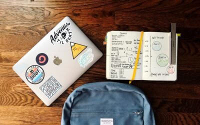5 Ways to Stay Organized in College